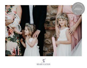 photo de mariage récompensée au concours mariage de Regard d'Auteur