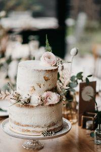 gateau des mariés , mariage à Toulouse