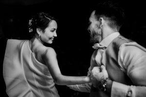 Première danse des mariés au domaine de Montjoie à Toulouse